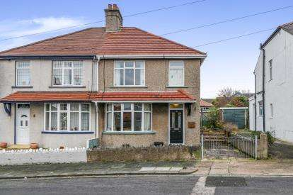 3 Bedrooms Semi Detached House for sale in Eardley Road, Heysham, Morecambe, Lancashire, LA3