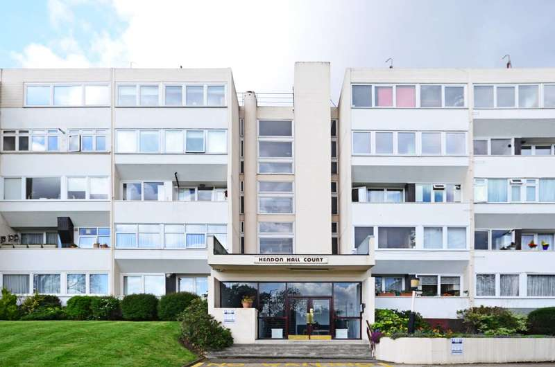 2 Bedrooms Flat for sale in Parson Street, Hendon, NW4