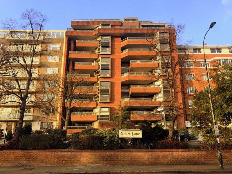 5 Bedrooms Flat for sale in St. James's Terrace, London