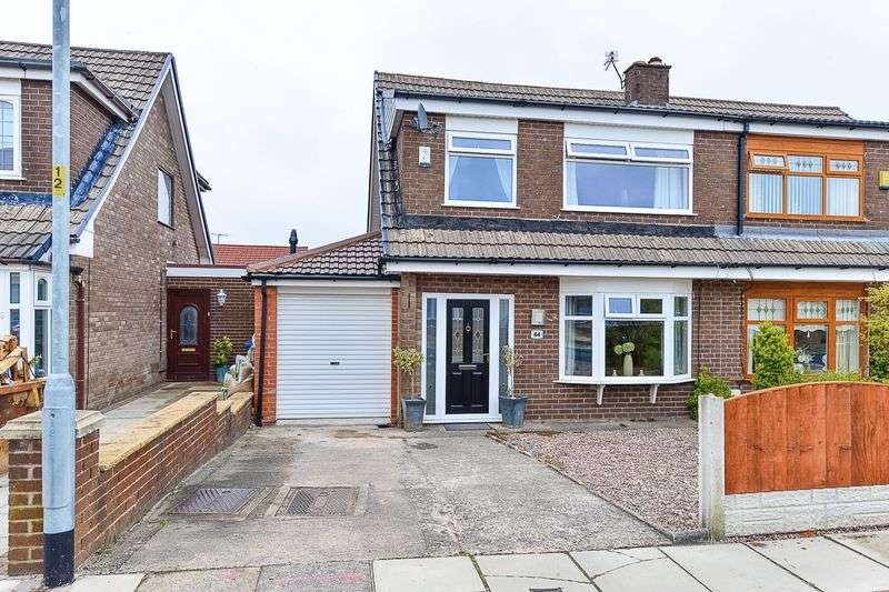 3 Bedrooms Semi Detached House for sale in Cranfield Road, Hawkley Hall, WN3 5QG