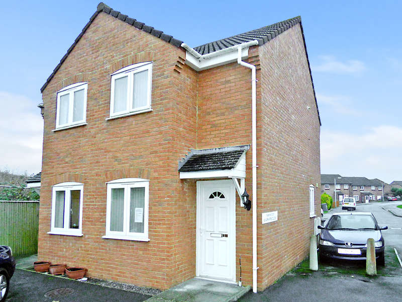 1 Bedroom Semi Detached House for sale in Phipps Close, Westbury