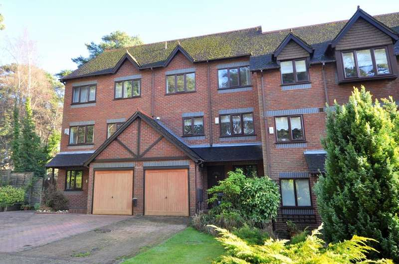 4 Bedrooms Town House for sale in Ferndown
