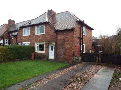 3 Bedrooms House for sale in Claughton Avenue, Crewe, Cheshire