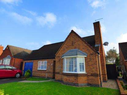 3 Bedrooms Bungalow for sale in Wetherel Road, Burton-On-Trent, Staffordshire