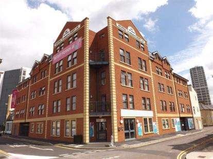 2 Bedrooms Flat for sale in Harding Street, Swindon, Wiltshire