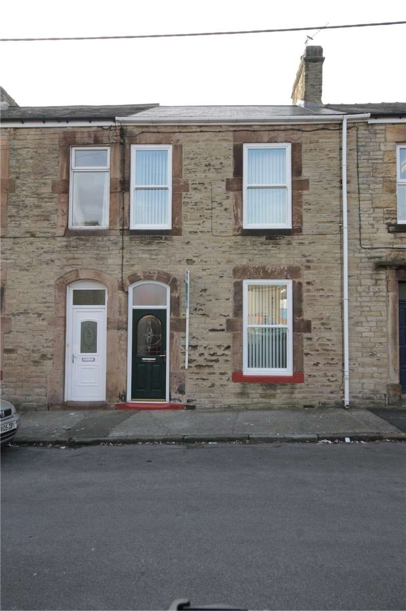 3 Bedrooms Terraced House for sale in Edith Street, Consett, County Durham, DH8