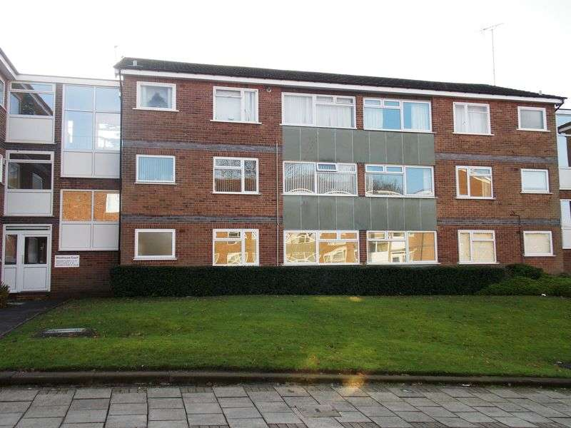 2 Bedrooms Flat for sale in Westhouse Grove, Kings Heath, Birmingham