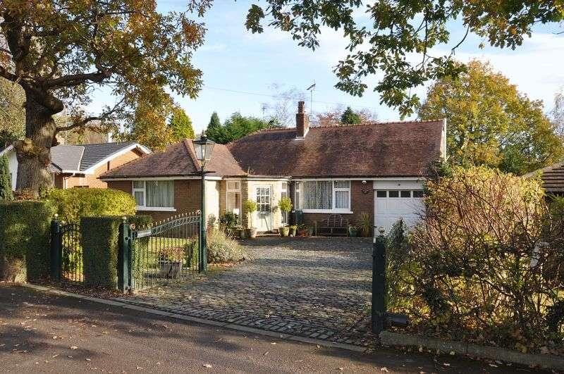 4 Bedrooms Detached Bungalow for sale in Shawes Drive , Anderton