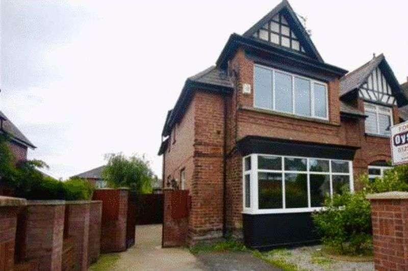 3 Bedrooms House for sale in Church Road, Lytham St. Annes