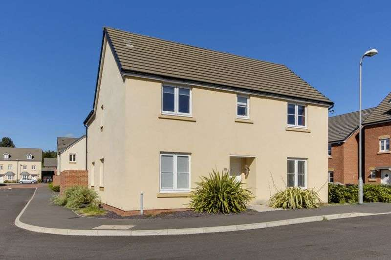4 Bedrooms Detached House for sale in Maplewood, Newport