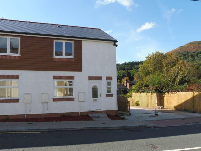 2 Bedrooms End Of Terrace House for sale in Garth Mews, Taffs Well, Cardiff
