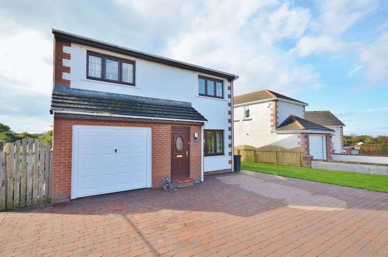 3 Bedrooms Detached House for sale in Row Brow Park, Maryport