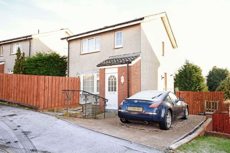 3 Bedrooms Detached House for sale in Foulden Place, Dunfermline