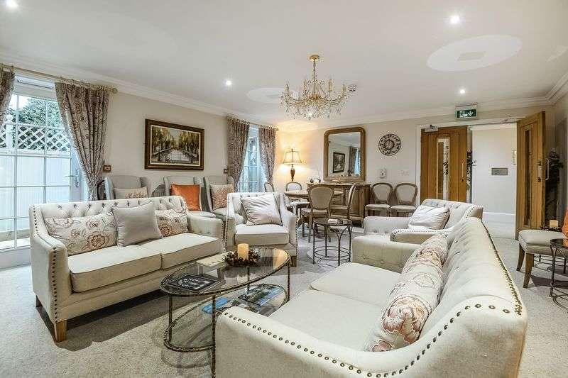 1 Bedroom Flat for sale in BRAND NEW ONE BEDROOM APARTMENT: FLEUR-DE-LIS, WAREHAM, DORSET
