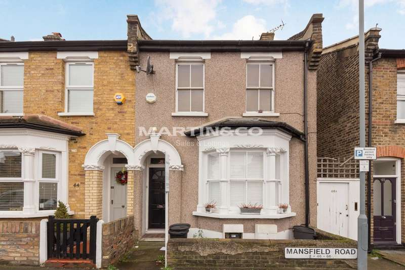 1 Bedroom Flat for sale in Mansfield Road, Wanstead