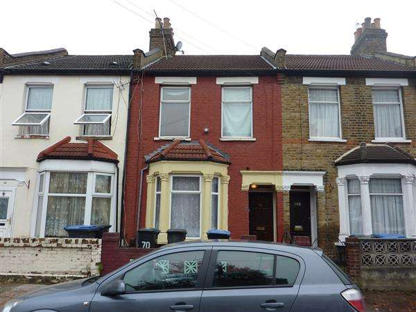 3 Bedrooms House for sale in Wakefield Street, London