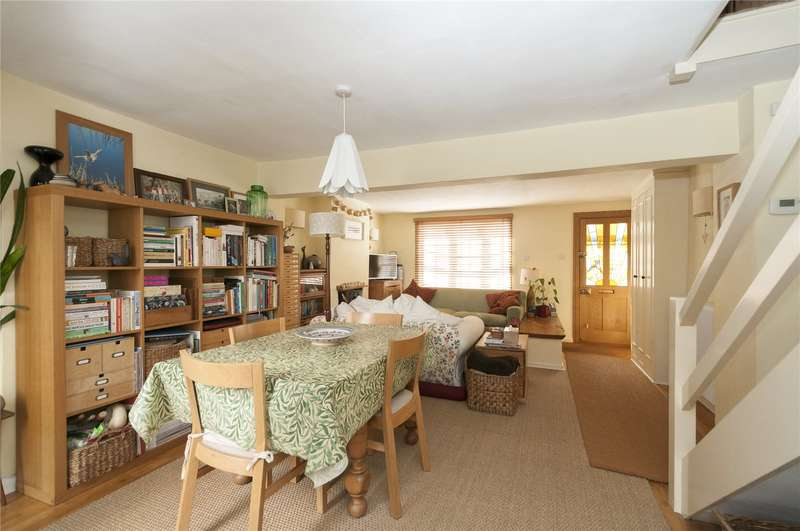 2 Bedrooms Terraced House for sale in Bloomsbury Street, Brighton, East Sussex, BN2