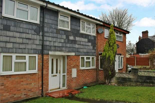3 Bedrooms Terraced House for sale in Royston Walk, Stoke-on-Trent, Staffordshire