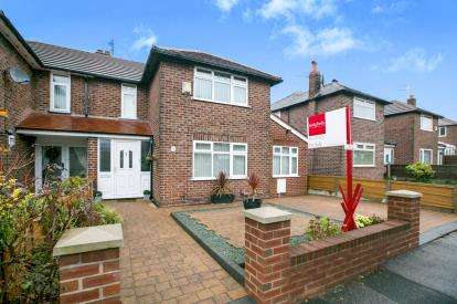 4 Bedrooms Detached House for sale in Brookfold Road, Heaton Chapel, Stockport, Greater Manchester