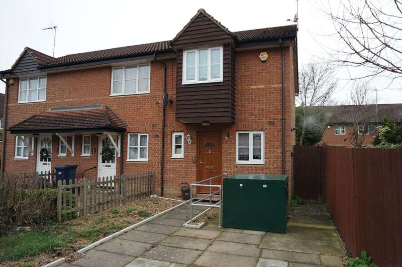 2 Bedrooms End Of Terrace House for sale in Artesian Grove, New Barnet