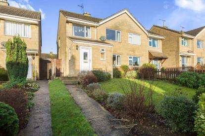 3 Bedrooms Semi Detached House for sale in St Mary's Road, Tetbury, Glos, .