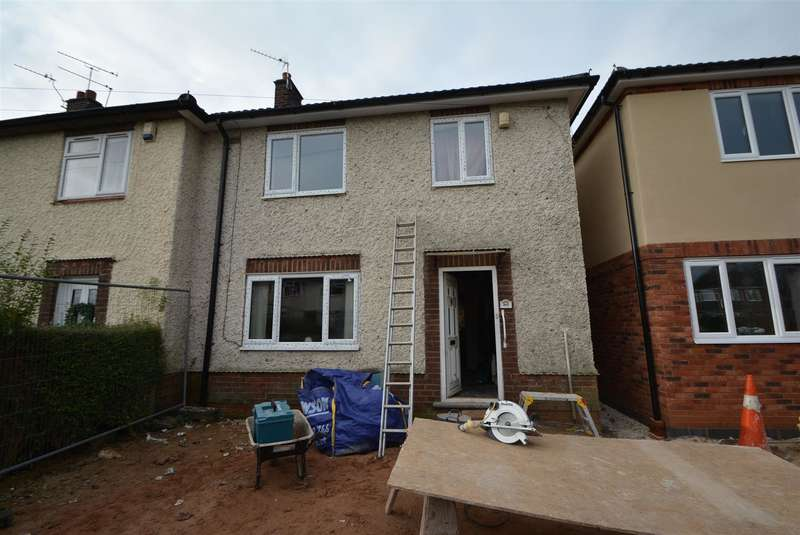 3 Bedrooms Property for sale in Myrtle Avenue, Long Eaton