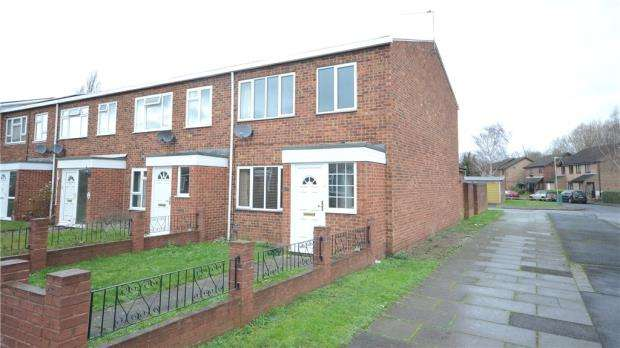 3 Bedrooms End Of Terrace House for sale in Rothwell Walk, Caversham, Reading