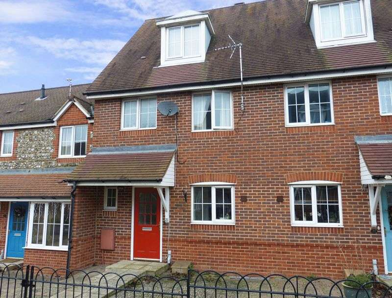3 Bedrooms Terraced House for sale in Pointers Way, Amesbury