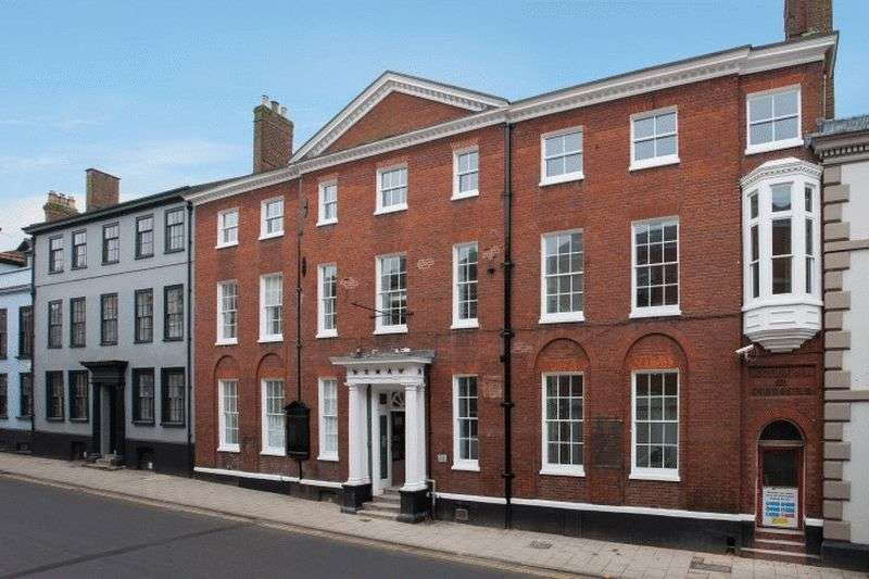 2 Bedrooms Flat for sale in St Giles Street, Norwich