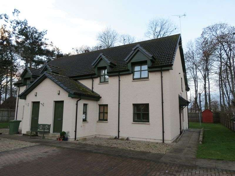 2 Bedrooms Flat for sale in Teaninich Paddock, Alness