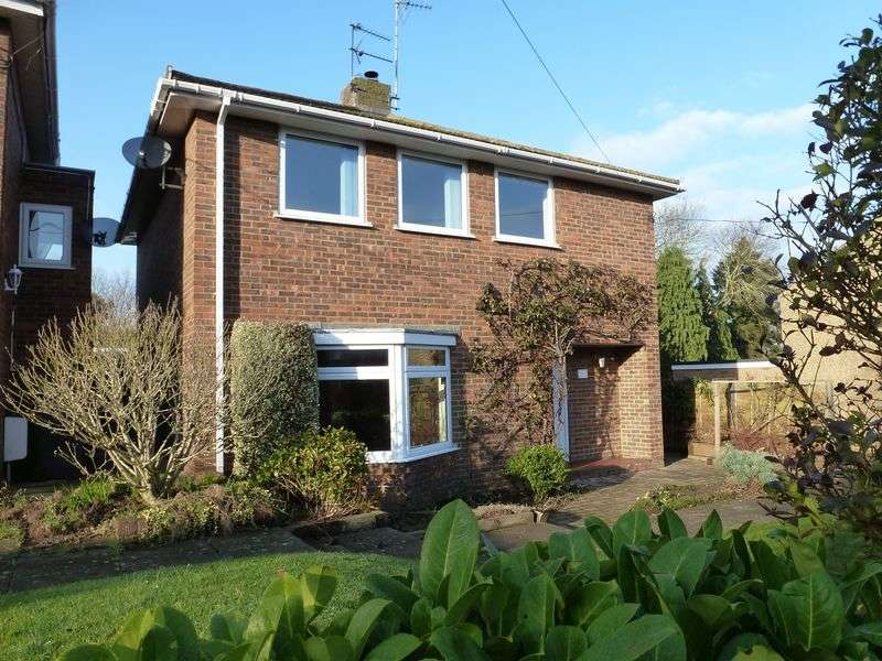 4 Bedrooms Detached House for sale in Church Lane, Flitton