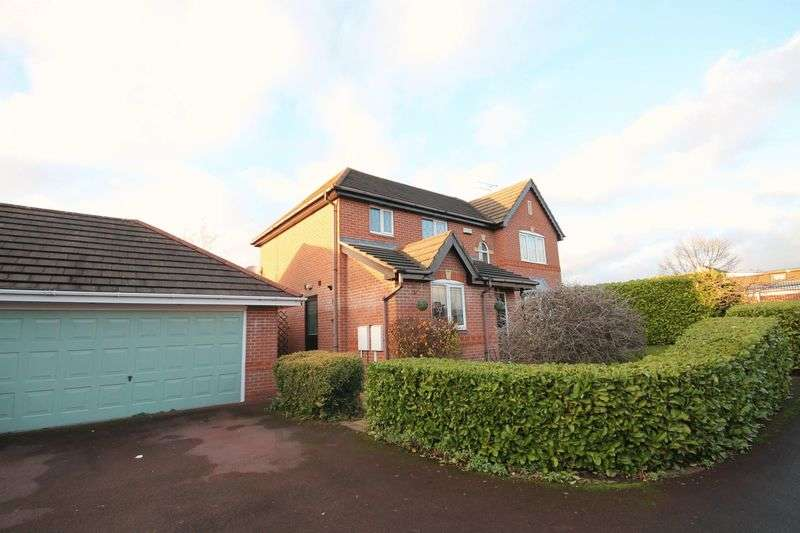 4 Bedrooms Detached House for sale in GROSVENOR DRIVE, LITTLEOVER