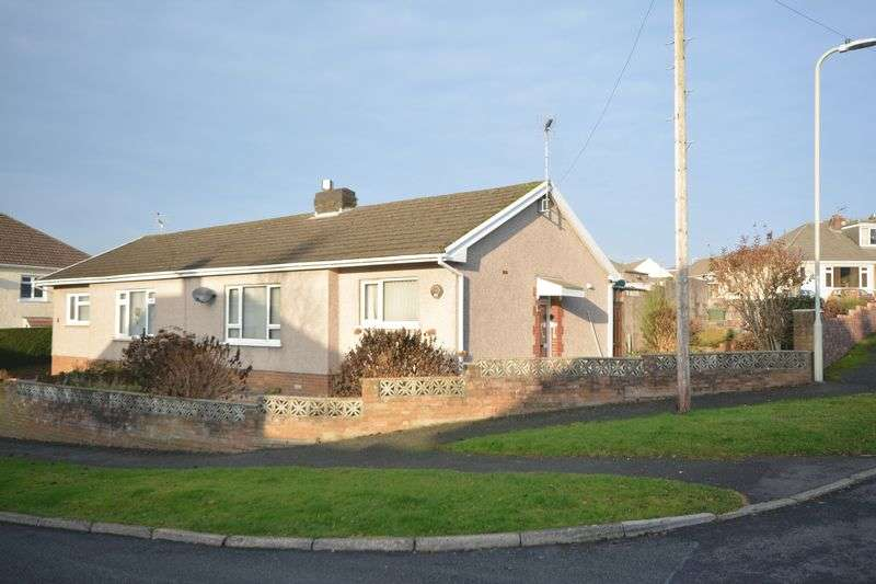 2 Bedrooms Semi Detached Bungalow for sale in Penyrallt Avenue, Bridgend