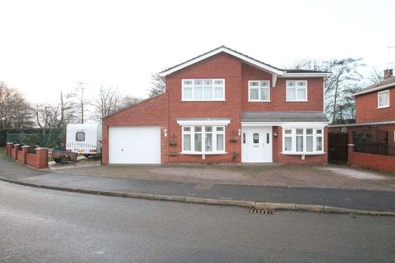 5 Bedrooms Semi Detached House for sale in Lindum Way, Donington
