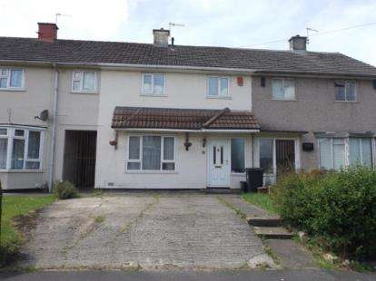 2 Bedrooms Terraced House for sale in Whitland Avenue, Hartcliffe, Bristol