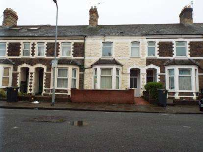 3 Bedrooms Terraced House for sale in Llandough Street, Cardiff, Caerdydd