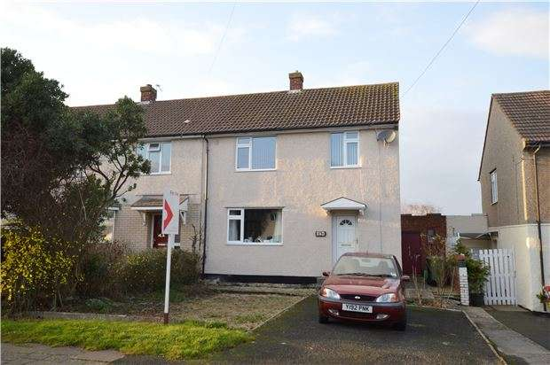 3 Bedrooms End Of Terrace House for sale in Ashlands Road, CHELTENHAM, Gloucestershire, GL51 0DJ