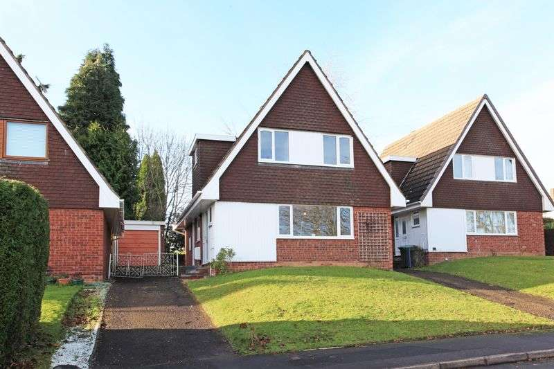 3 Bedrooms Detached House for sale in St. Michaels Close, Madeley