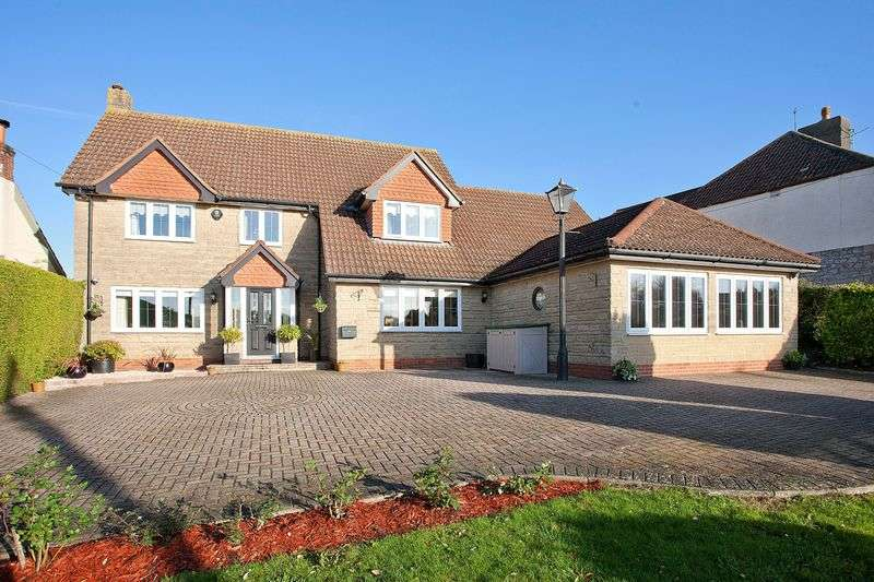 5 Bedrooms Detached House for sale in High Street, Wick, Bristol