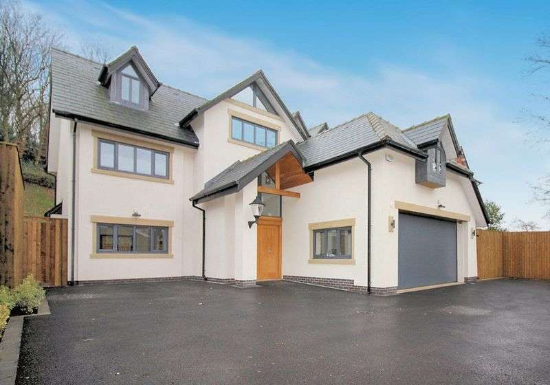 6 Bedrooms Detached House for sale in Plot 3, Shrewsbury Wood, Shrewsbury Road, Prestwich