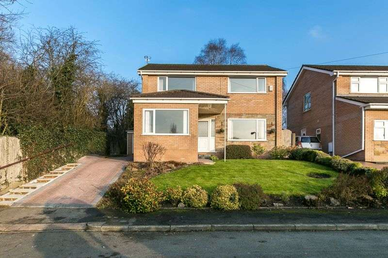 4 Bedrooms Detached House for sale in The Rise, Standish Lower Ground, WN6 8LL