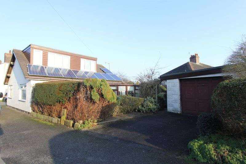 2 Bedrooms Detached Bungalow for sale in Abbey Street, Silverdale