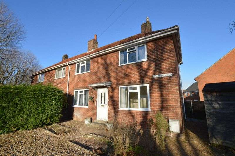4 Bedrooms Semi Detached House for sale in Colman Road, Norwich