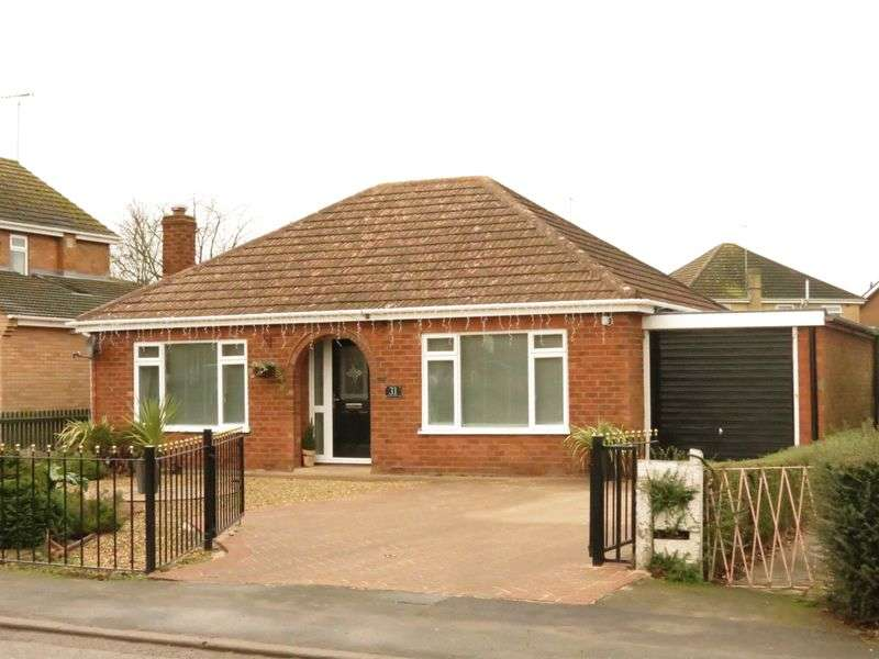 2 Bedrooms Detached Bungalow for sale in CROWLAND