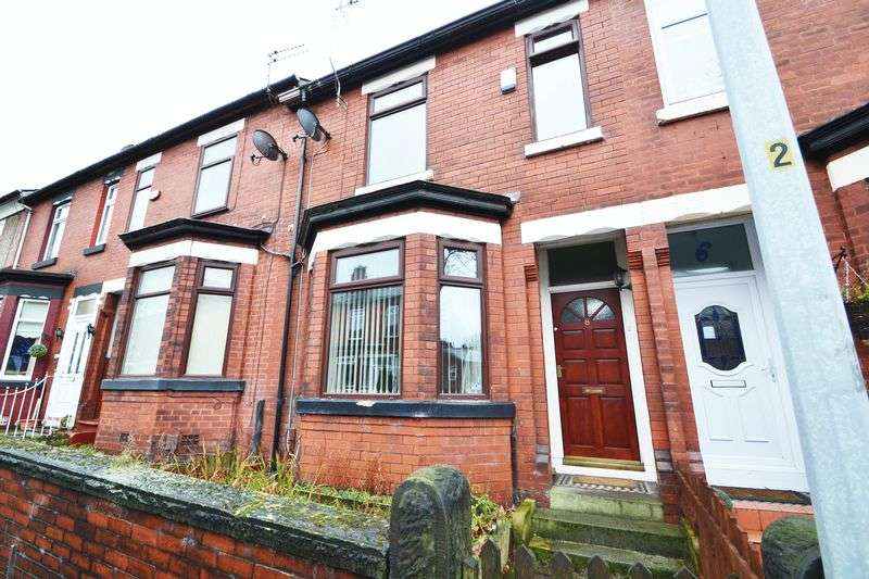 3 Bedrooms Terraced House for sale in Ashbourne Road, Manchester