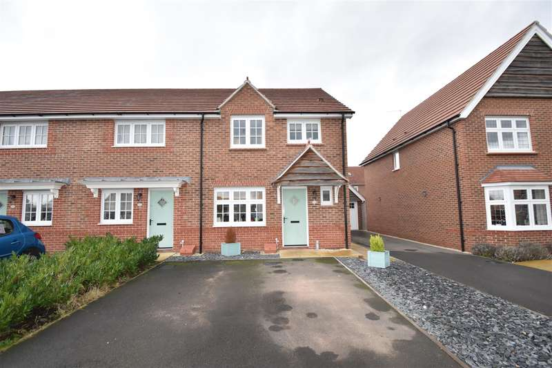 3 Bedrooms Property for sale in Hurdman Road, Worcester