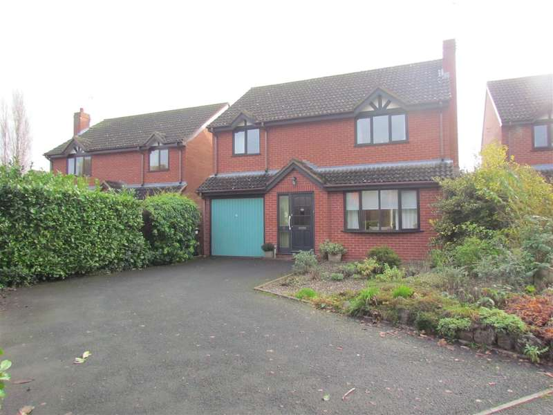 4 Bedrooms Property for sale in Turnpike Close, Worcester