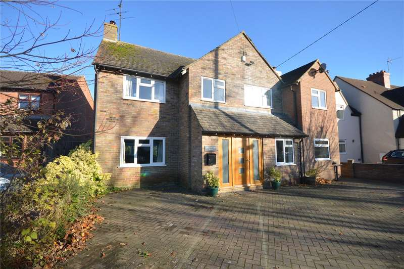 4 Bedrooms Detached House for sale in Bridge Road, Frampton on Severn, Gloucester, Gloucestershire, GL2