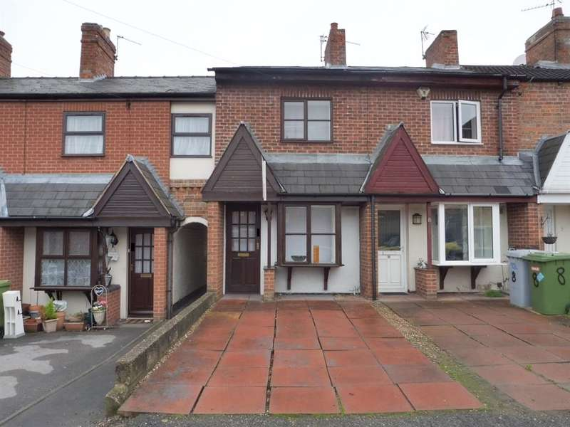 2 Bedrooms Terraced House for sale in Long Row, Newark, NG24