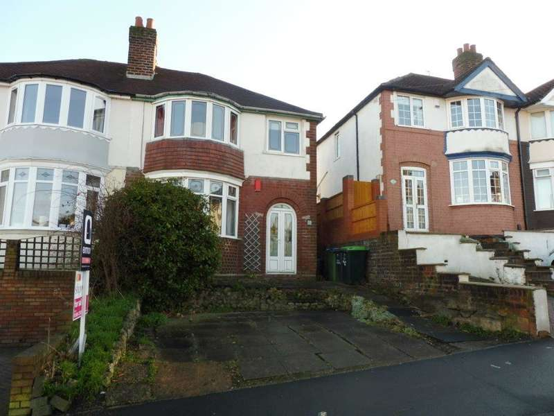 3 Bedrooms Semi Detached House for sale in Regent Road, Tividale, Oldbury, B69